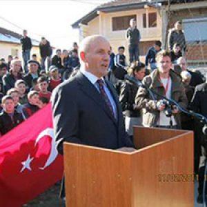 Исмаил Јахоски: Загрозен е опстанокот на Пласница, бидејќи општината нема како да ги враќа долговите / Фото: Јутјуб