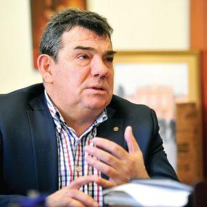Дамјановски се жали дека Владата ја игнорира и бојкотира неговата општина само затоа што тој доаѓа од редовите на опозицијата / Фото: Томислав Георгиев