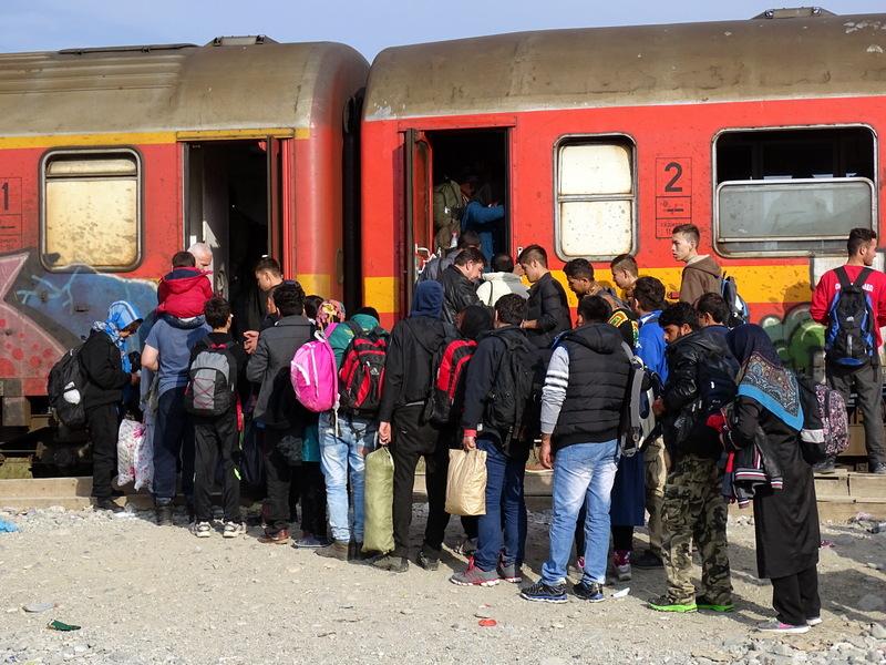 Gevgelija Refugees by SJM (27)