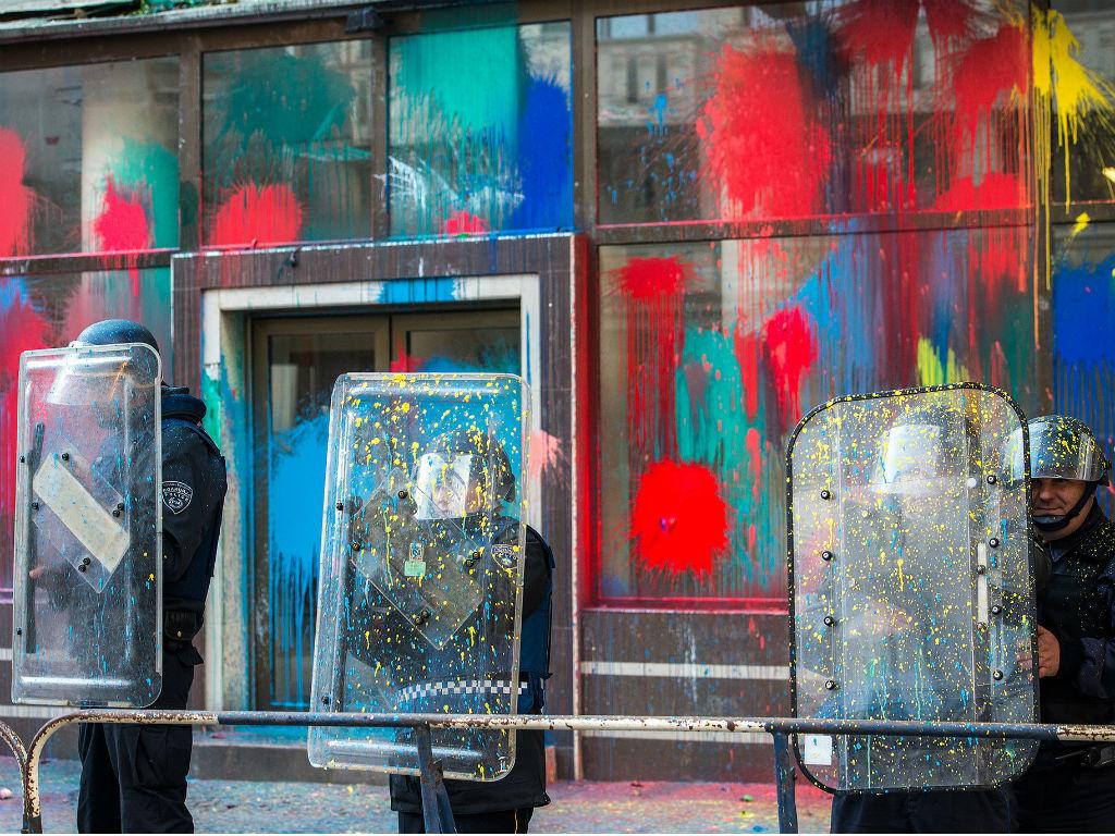 Продолжува Шарената револуција | Фото: Ванчо Џамбаски