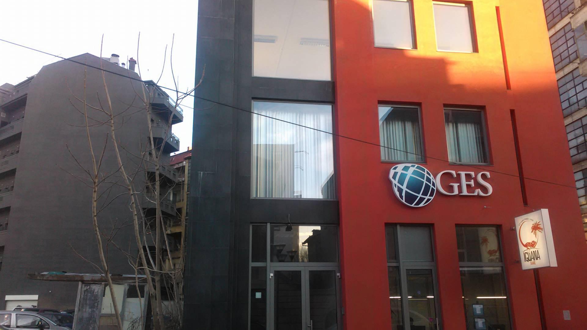 Седиштето на ГЕС во Македонија е во фаза на опремување | Фото: БИРН
