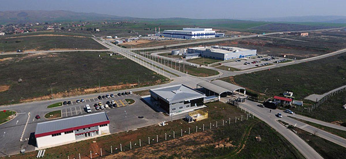 """Индустриската зона """"Бунарџик"""" / Фото: МИА"""