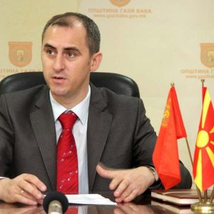 Градоначалникот Тони Трајковски