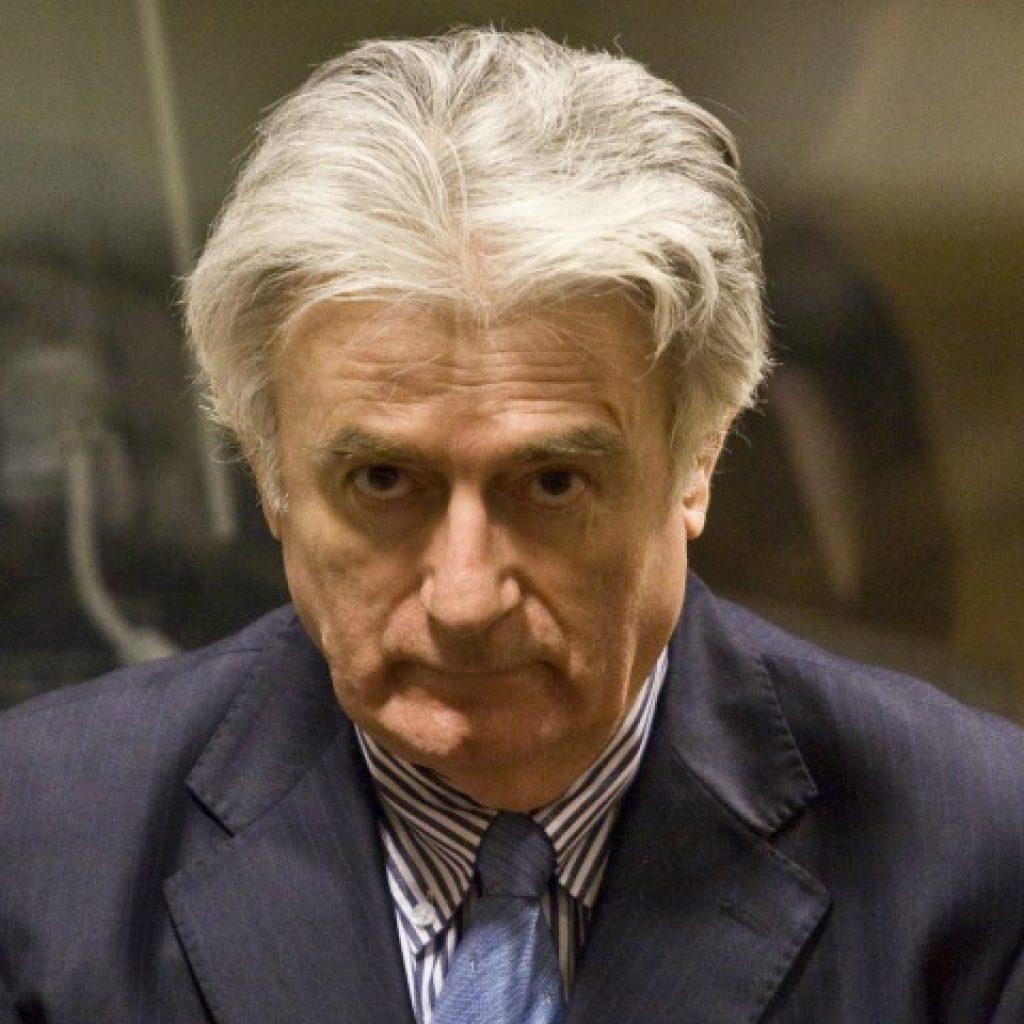 Радован Караџиќ во судницата во Хаг / Фото: МКТЈ
