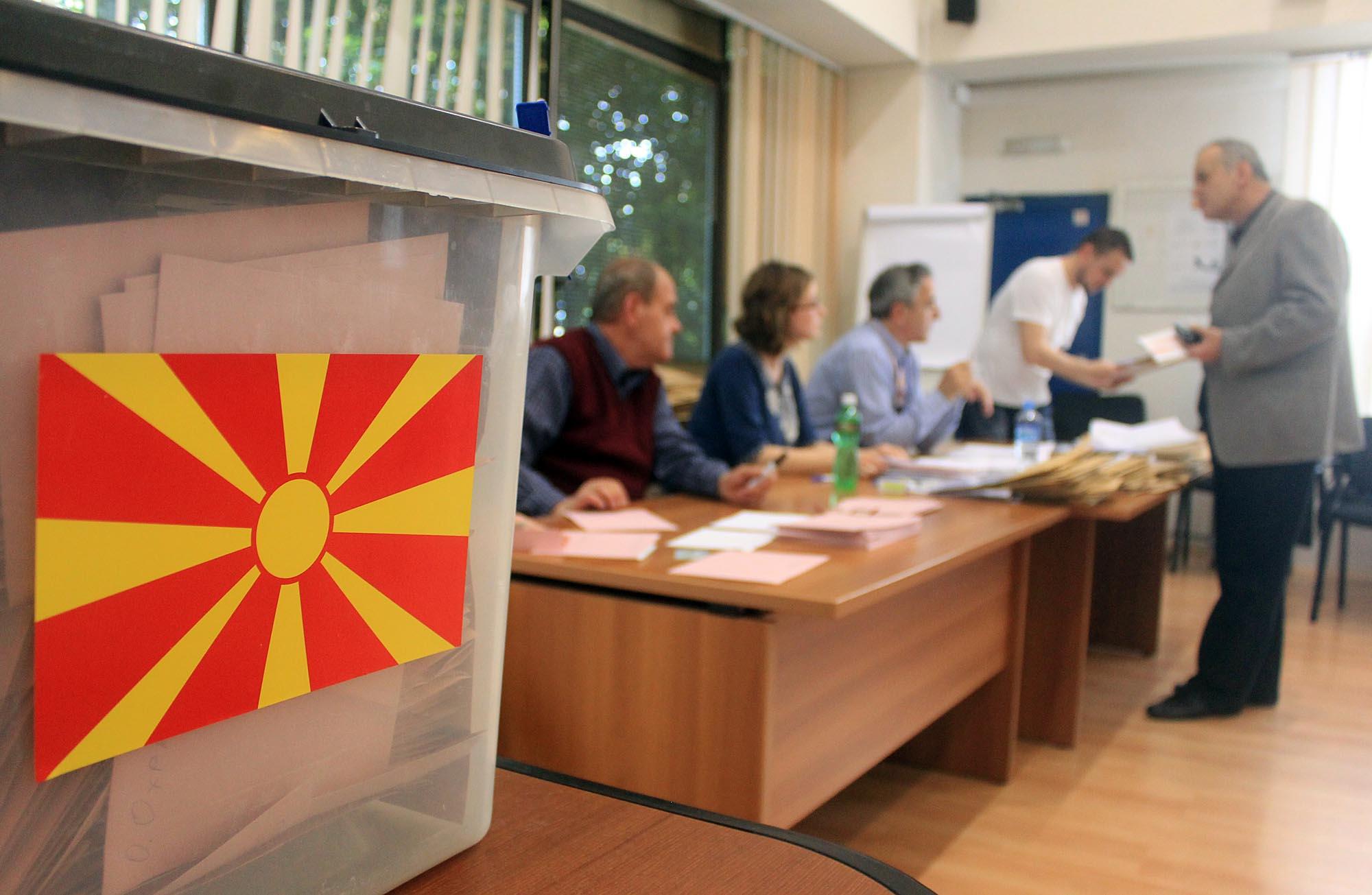 """Прислушуваните разговори што лани ги објави претседателот на СДСМ, Зоран Заев откриваат дека во скопската општина Центар во 2013, покрај гласачи од Пустец, имало """"доселеници"""" и од градови во внатрешноста на Македонија / Фото: МИА"""