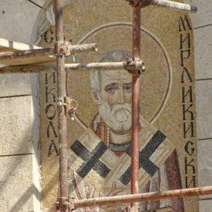 Само Господ знае колку чини црквата / Фото: Владо Апостолов