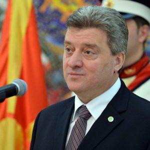 Претседателот Ѓорге Иванов во април 2011 година ја потпишал амнестијата на Бушат Хасани кого јавното обвинителство во 2009 му поднесува обвинение за изборни инциденти