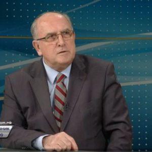 Минчо Јорданов во ланското интервју за МТВ