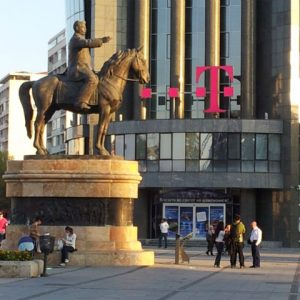 СЕК обвинува дека поранешни функционери во Маѓар Телеком учествувале во шема за поткупување владини функционери во Македонија | Фото: БИРН