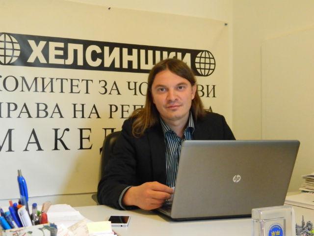 """""""Неприфатливо е да им се ограничи слободата само затоа што тие лица се јавуваат како сведоци во кривични постапки за криумчарење"""", смета Стојановски"""
