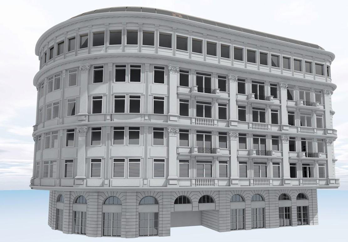 Како најдобро решение е избрана повторно фирмата Архитектоника на Жарко Чаушевски