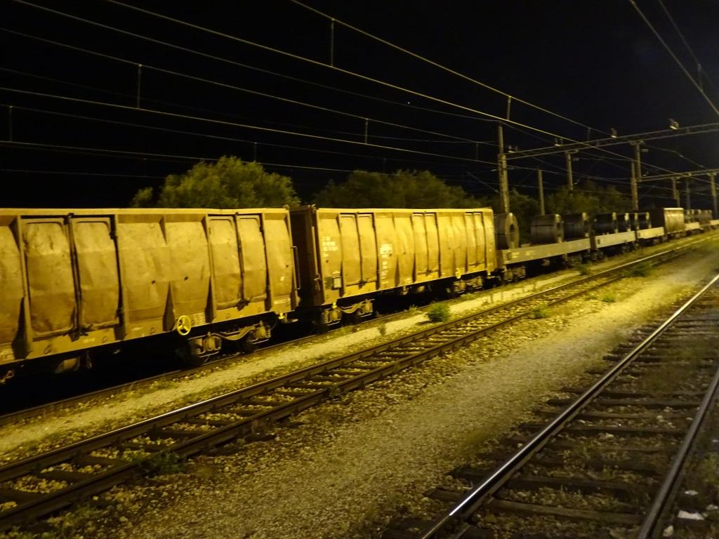 Поради штрајкот на машиновозачите, на граничниот премин Табановце, ниту вчера, ниту пак, утринава, не помина ниту еден воз | Фото: БИРН