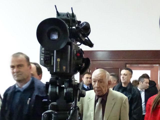 """Кежаровски пред судница после расправата на Апелацискиот суд во Скопје по жалбите за случајот """"Ликвидација"""""""