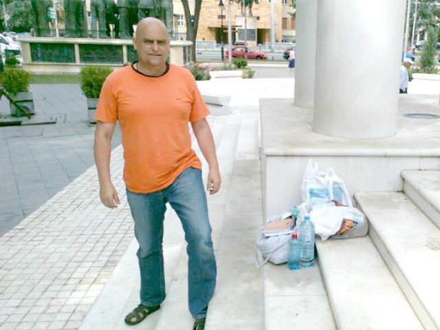 Мисини бара од Груевски итно да го затвори Центарот за мигранти во Гази Баба / Фото: БИРН