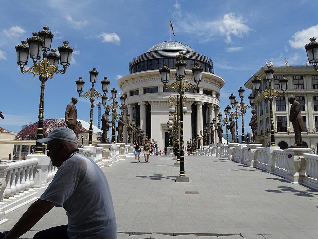 Најголем број од избраните обвинители доаѓаат од скопското обвинителство, а дел од нив се со завршена обука во Академијата за судии и обвинители   Фото: БИРН