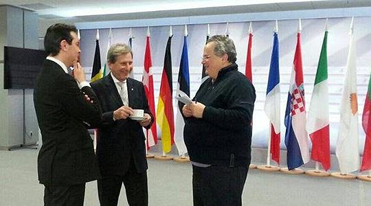 Од двете страни мерките официјално се држат во тајност, бидејќи таков е договорот меѓу министрите за надворешни работи Никола Попоски и Никос Коѕиас / Фото: МИА