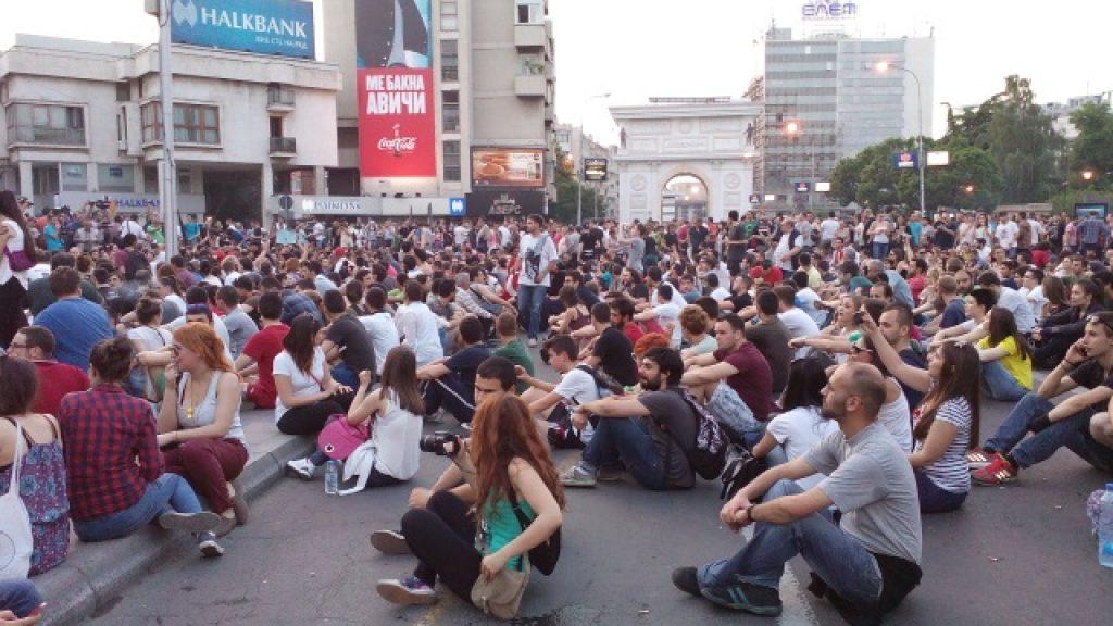 sednati protestiraat