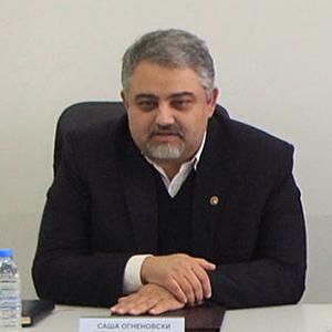 Владимир Трајановиќ - продекан на ФИНКИ