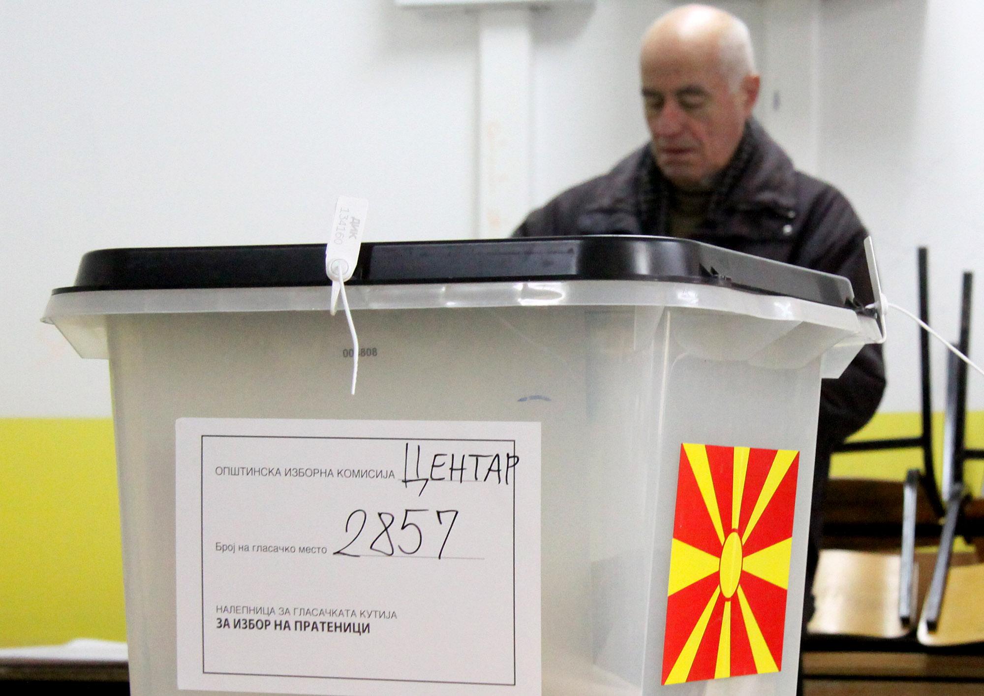 Фотографирање на ливчиња имало во Ѓорче Петров, Аеродром и дури на три гласачки места во Центар | Фото: МИА