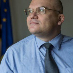 Раул Поп, државниот секретар задолжен за отпад во Министерството за животна средина на Романија / Фото: Џорџ Попеску
