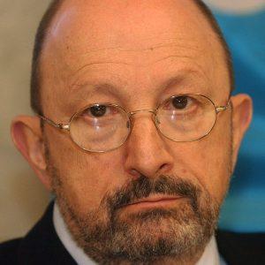 Стефан Тречсел, швајцарски судија кој учествувал во судењето на ОН против поранешниот српски лидер Слободан Милошевиќ. Фотографијата е отстапена од Стефан Тречсел
