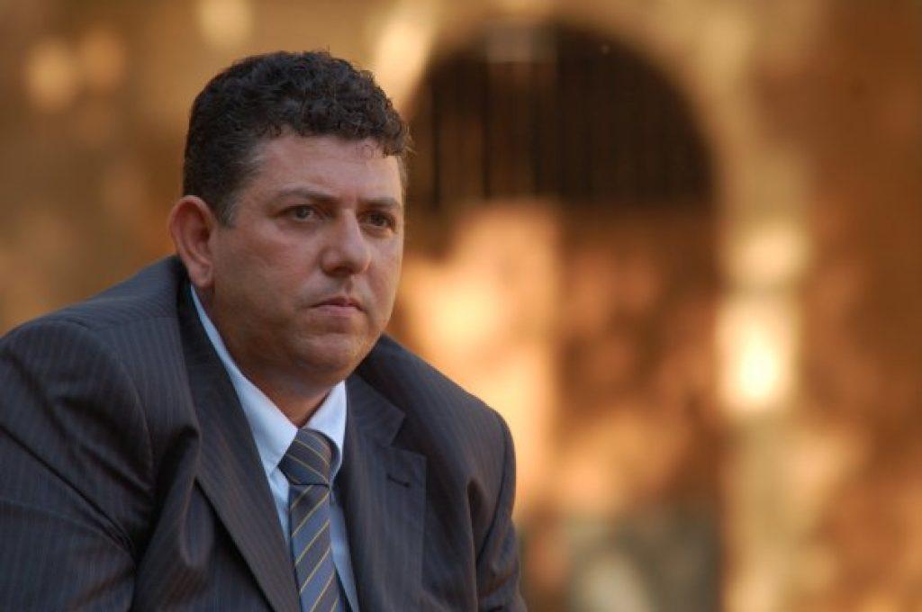Игнацио Кутро, кој сведочел против сицилијанската мафија и го предводи здружението на заштитени сведоци. Фотографијата е отстапена од Игнацио Кутро