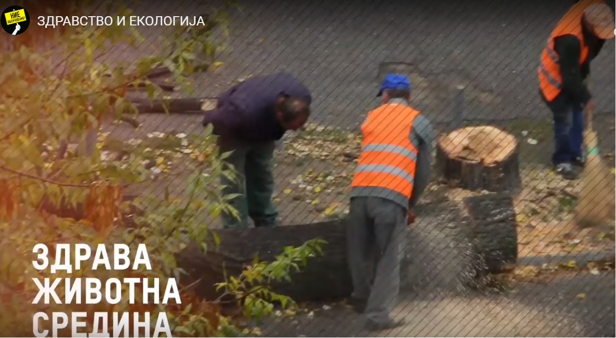 Organizatat joqeveritare me qëndrimin se fushata e tyre pa asnjë prapavijë politike Foto: Youtube